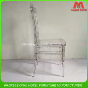 Factory Price Wholesale New Design Clear Stackable Acrylic Wedding Chair of Furniture pictures & photos