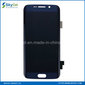 Mobile Phone LCD Screen for Samsung S6 Edge LCD Touch Screen pictures & photos