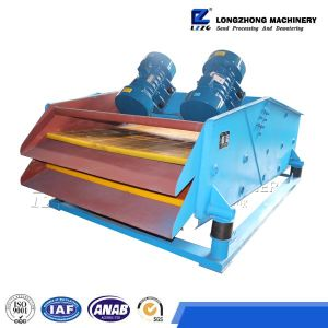 High Efficiency Dewatering Screen with Double Sieve pictures & photos