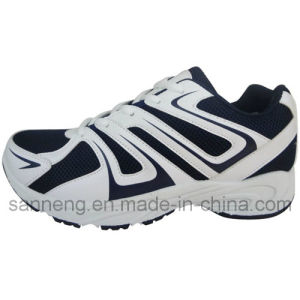 Sports Shoes with PVC Injection Shoes (S-0168) pictures & photos