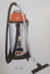 Red Color 70L Two Motors Industrial Dry and Wet Vacuum Cleaner pictures & photos