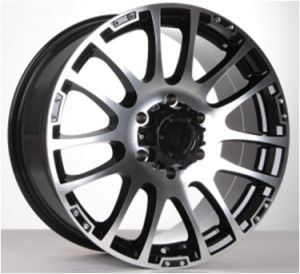 17 Inch Alloy Wheel with PCD 6*139.7 pictures & photos