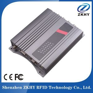 TCP/IP 865~868MHz, 902~928MHz 4 Antenna Interfaces Available UHF RFID Reader pictures & photos