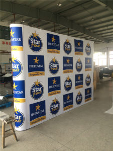 Magnetic Pop up Banners and Advertising Pop up Stands Wedding Backdrop pictures & photos