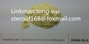Trenbolone Hexahydrobenzyl Carbonate / Trenbolone Cyclohexylmethylcarbonate / CAS: 23454-33-3 pictures & photos