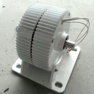 400W Permanent Magnet Generator 12V/24V with Base pictures & photos