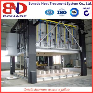 Bell Gas-Fired Furnace for Large Workpiece Tempering pictures & photos