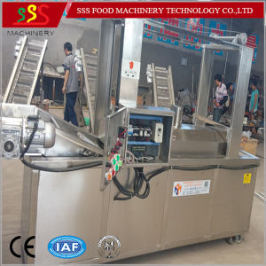 Multi-Functional Automatic Continuous Fryer Chicken Frying Machine Pressure Fryer pictures & photos