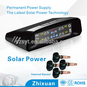 Solar Powr TPMS Tire Pressure Monitoring System Internal Sensor Tyre Pressure Auto Parts for Tire Safety pictures & photos