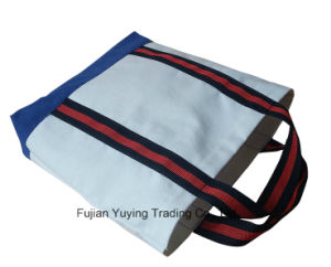 White Promotional Organic 100% Cotton Bag pictures & photos