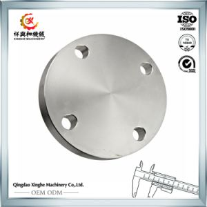 OEM Carbon Steel Casting Manufacturers Pump Mounting Flange pictures & photos