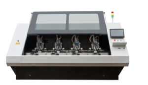 Air Bearing Spindle Fully Automatic PCB CNC Drilling Machine pictures & photos