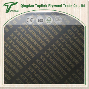 Manufacture of Building Templates/ Marine Plywood in China pictures & photos