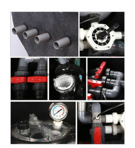 Polyester Fiberglass Swimming Pool Filter System pictures & photos