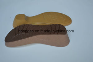Automatic Coloring Polyurethane Upper-Joint Shoe Soles Molding Machine pictures & photos