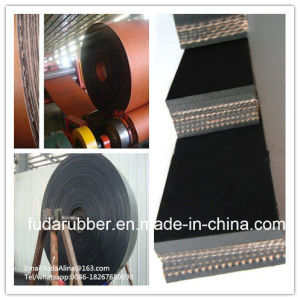DIN Z Nylon Canvas Belt, Nylon Flat Industrial Belt, Nylon Roundless Rubber Conveyor Belt pictures & photos