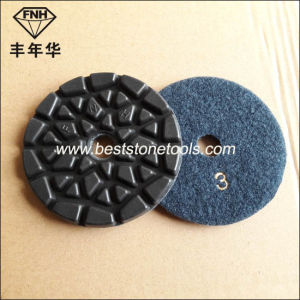 Resin Metal Wet Flexible Diamond Floor Grinding Polishing Pad pictures & photos