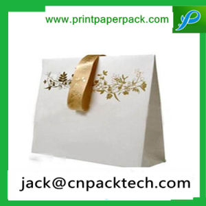Luxury Recycled Top Quality Kraft Paper Bag with Logo pictures & photos