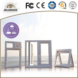 China Factory Cheap UPVC Casement Windowss pictures & photos