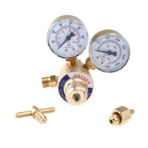 Welding Gas Welder Oxygen Regulator Gauges for Victor Torch Cutting Kits Cga 540 pictures & photos
