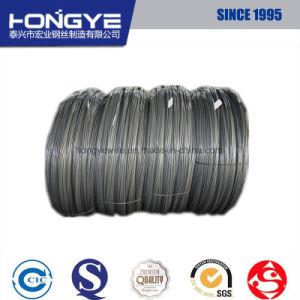 DIN 17223 Un Galvanized Spring Mattress Steel Wire pictures & photos