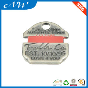Custom Fashion High Quality Metal Alloy Badge pictures & photos
