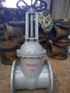 Gate Valve Dn400 Made in China pictures & photos