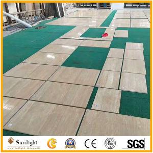 Natural Stone Roma Beige Travertine Wall Cladding/ Flooring Tiles, Cream Travertine pictures & photos