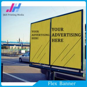 High Glossy PVC Frontlit Flex Banner pictures & photos