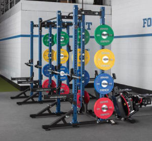Fitness Equipment Hammer Strength HD Athletic Half Rack (SF1-6011) pictures & photos