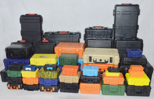 Watertight IP68 ABS Hard Plastic Tool Case