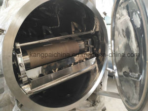 Kwzd Belt Type Microwave Vacuum Dryer/ Drying Machine pictures & photos