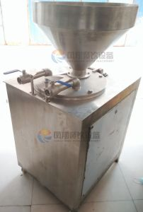 Double Tube Type Optional Size Automatic Electric Sausage Filling Stuffing Making Machine pictures & photos