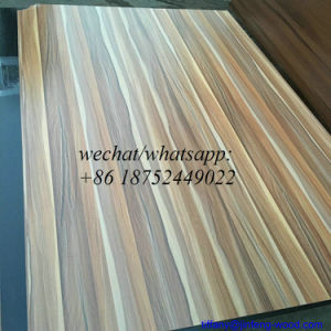 Furniture Board 14mm and 17mm Natural Red Oak Veneer MDF pictures & photos
