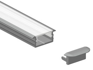 European Quality Aluminum Profile for LED Strip Light Indoor Decorative pictures & photos