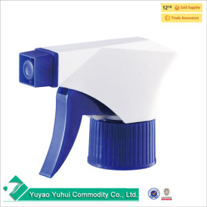 Transparent Top Bottle Trigger Sprayers with Any Color Base pictures & photos