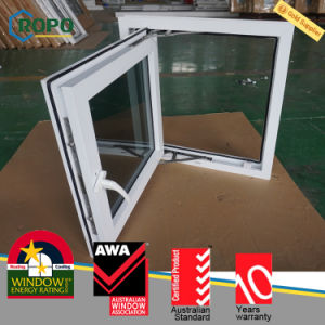 PVC Impact Resistant Casement Windows and Doors for House pictures & photos