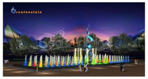 Water Show with ISO9001 Program Pond Fountain pictures & photos