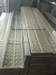 Galvanized Steel Plank/Walk Board/Catwalk for Scaffolding System pictures & photos