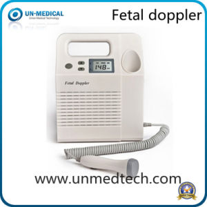 Hospital Use Tabletop Fetal Doppler pictures & photos