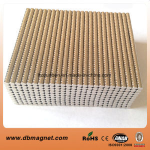 Free Sample Disc N35 Small Neodymium Magnet Manufacturer pictures & photos