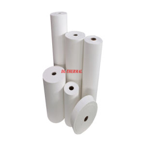 Heat Insulation Glassfiber Filter Paperfor Exhaust Tubes and Pipes pictures & photos