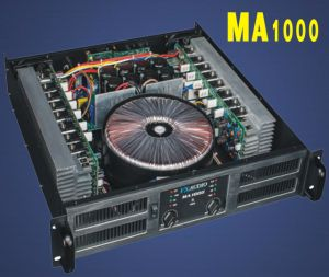 KTV High Performance Power Amplifier (MA1000) pictures & photos