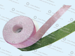 Colorful Metallic Tape Gift Ribbon pictures & photos