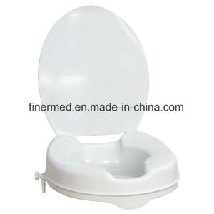 Plastic Toilet Seat Raiser for Disabled pictures & photos