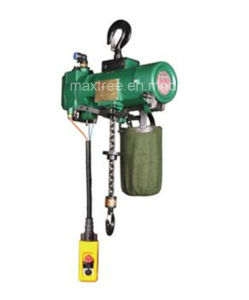 980kg New-Style Pneumatic Air Chain Hoist for Stage Lifting pictures & photos