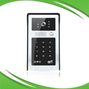 Access Control Wife Video Door Phone Camera pictures & photos