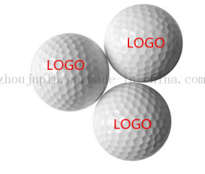 Custom Logo Practice Range Tournament Golf Ball for Promotion Gift pictures & photos