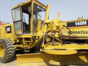 Second Hand Cat 140h with Ripper Motor Grader (Used Caterpillar 140H) pictures & photos