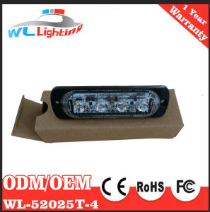 Slim Police Car Surface Mount Lights pictures & photos